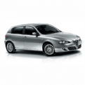 Alfa Romeo 147 2005-2010 Front Wing Passenger Side Primed Insurance Approved